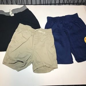 3T toddler boy shorts bundle